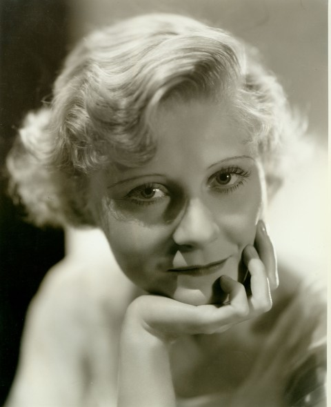 Peg Entwistle, c. 1932/Collection of Bruce Torrence
