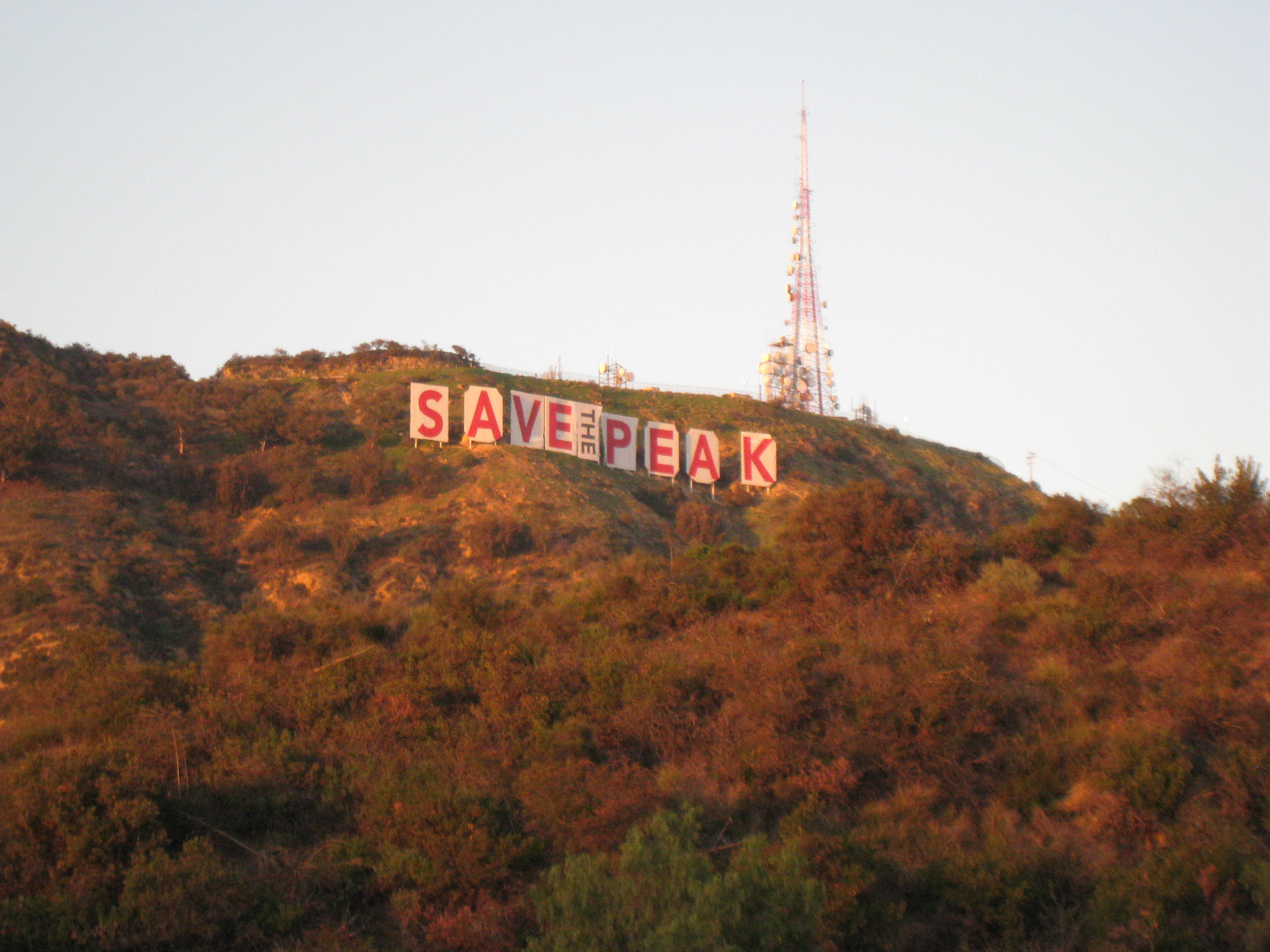 Hollywood Sign 1970s Hollywood sign were made Hollywood Sign 1970s