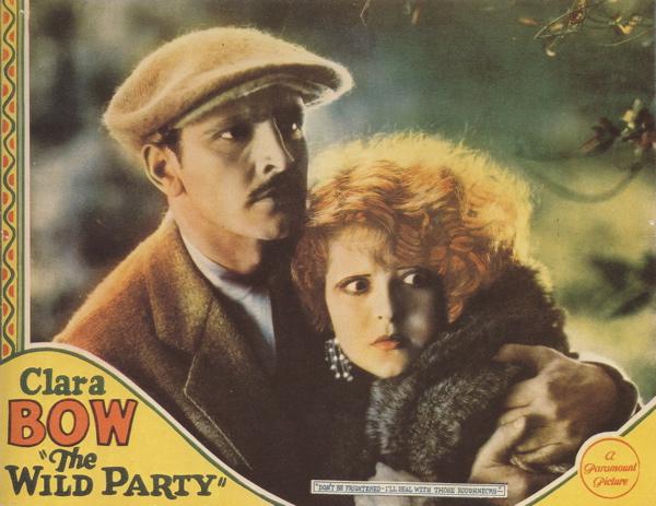 Dorothy Arzner, Clara Bow and