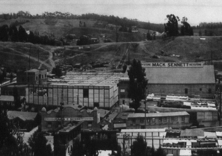 Mack Sennett's Unbuilt Dream House on Cahuenga Peak (2/3)