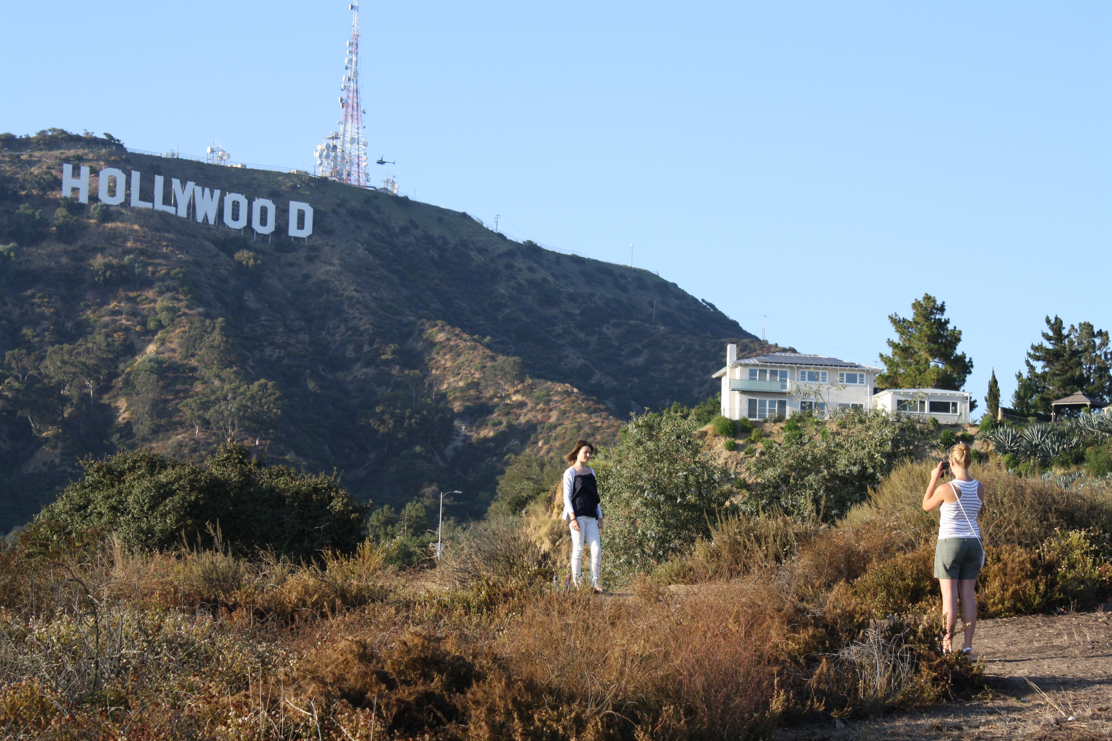Hollywood Sign | Under the Hollywood Sign | Page 4