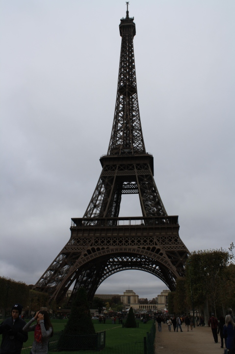 The Eiffel Tower 10/10/11/All Photos Hope Anderson Productions