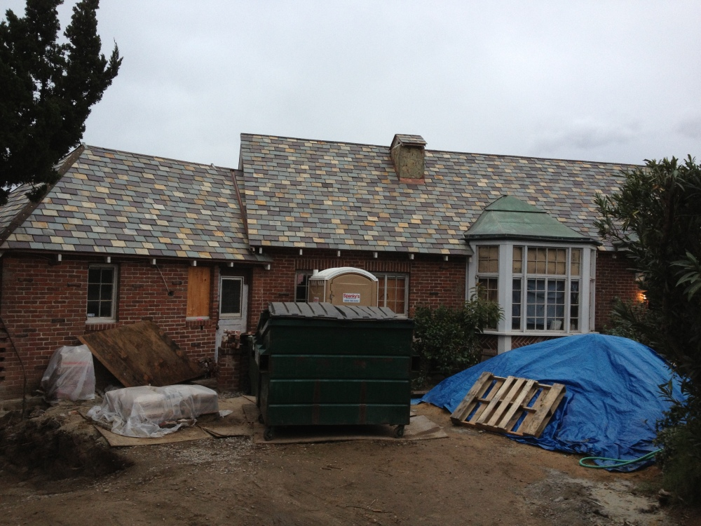 After Its New Owner's Untimely Death, Work Continues on the Bela Lugosi House