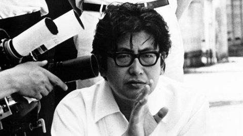 Nagisa Oshima in the 1960s