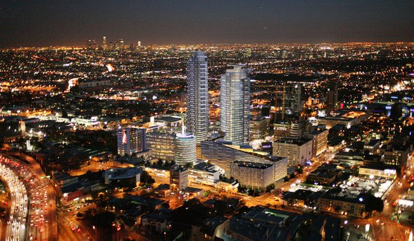 The Millennium Hollywood Project: A Highrise Future For a Gridlocked Little Town