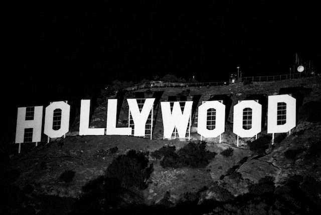 David Cronenberg on Lighting the Hollywood Sign (1/2)