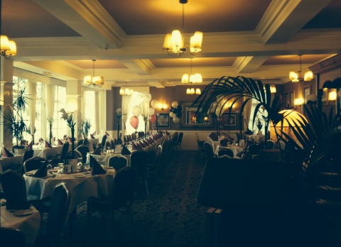 The Dining Room Before Sunday Lunch