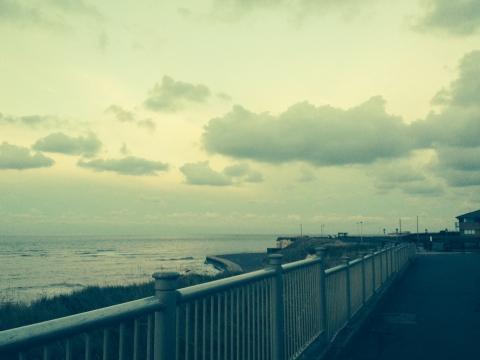 Margate Seascape 10/12/13