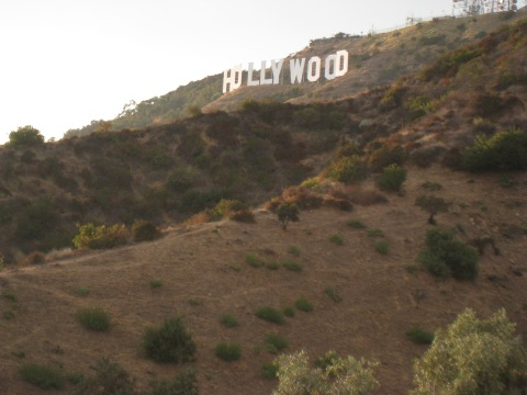 The Sign from the Hollyridge Trail/Hope Anderson Productions