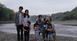 "The Two Families of ""Like Father, Like Son""/Courtesy Fuji Television Network"