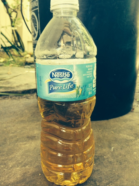 Bottle of Urine Left in My Recycling Bin/Hope Anderson Productions