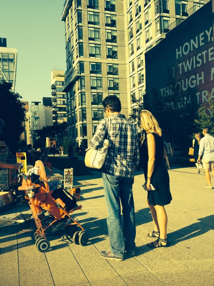 In New York, Vivid Reminders of Los Angeles (2/3)