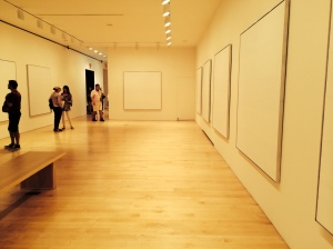 """""""The Islands"""" by Agnes Martin"""