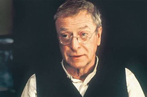 "Michael Caine in ""The Cider House Rules"""