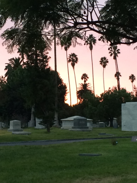 Hollywood Forever Cemetery 11/11/14/All photos Hope Anderson Productions