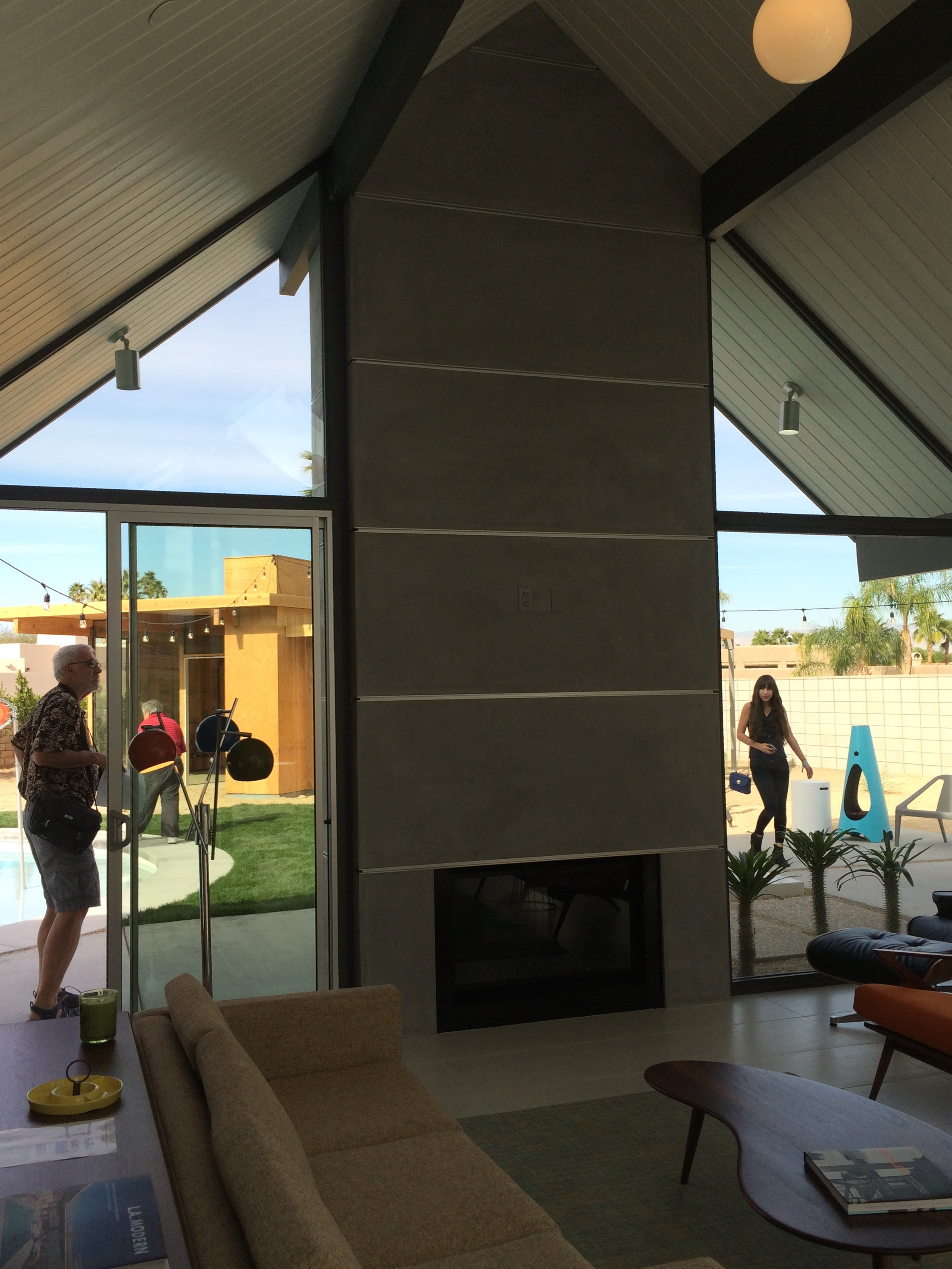 everything old is new again touring the palm springs eichler