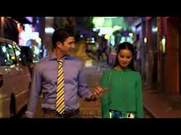 "Bryan Greenberg and Jamie Chung in ""It's Already Tomorrow in Hong Kong"""