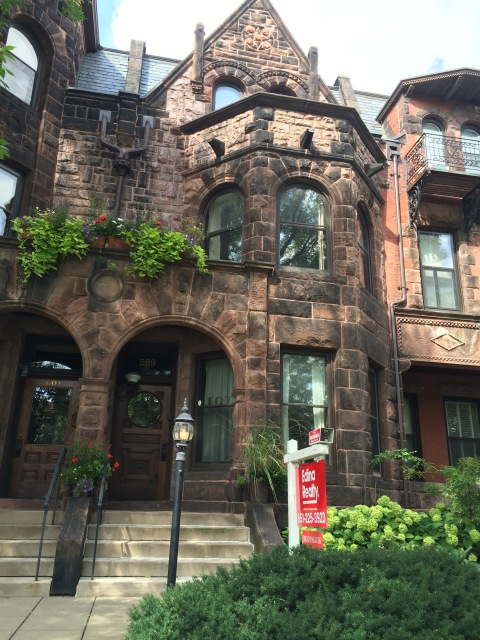 The F. Scott Fitzgerald House in St. Paul, MN/Photos by Hope Anderson Productions