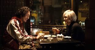 "Kazuki Namioka and Kento Hayashi in ""Sparks"""